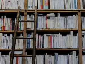מדפים לספריה עירונית