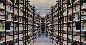 מדפים לספריות מידוף לארכיב
